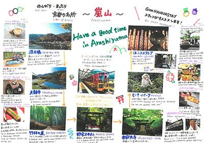 のんびり・まったり 京都の名所 ~嵐山~